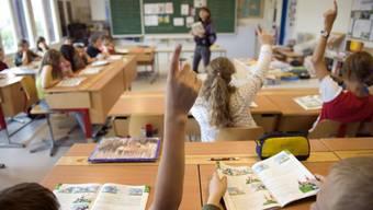 Wie entwickelt sich die Sekundarschule? (Bild: Archiv)