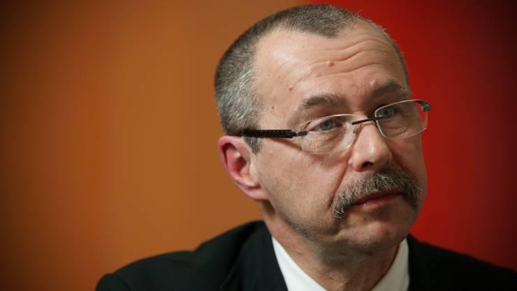 Keusch Dieter beendet seine Karriere beim Kantonsspital Baden.