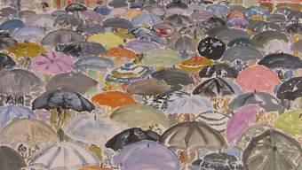 Werner Holenstein: Ein vergessener Maler wird neu entdeckt