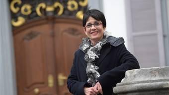 Elisabeth Augstburger möchte im Ständeratswahlkampf ein Wörtlein mitreden.