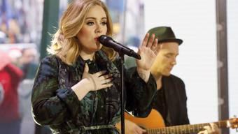 """Adele """"in concert"""" am 9. Dezember. Lieder über ihren Sohn standen nicht auf dem Programm (Archiv)"""