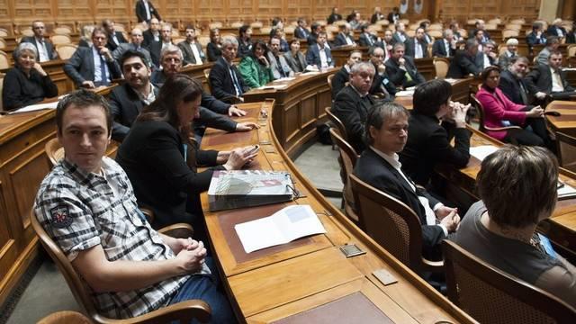 Die Volksvertreter in den Räten haben neue Fraktionen gebildet (Archiv)