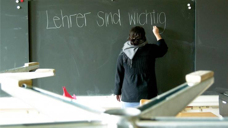 Ob in der öffentlichen Schule oder privat: Kinder sollen im Kanton Solothurn nur von ausgebildeten Lehrkräften unterrichtet werden.
