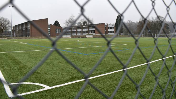 Ziemlich exklusiv: Der FC Frick verfügt über den einzigen Kunstrasenplatz im Fricktal.