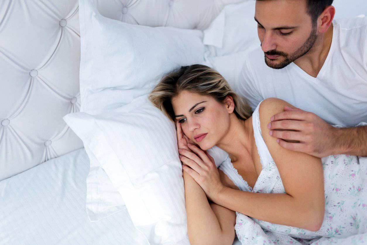 Die Lust auf Sex kann durch eine hormonelle Verhütung abnehmen (Bild: iStock)
