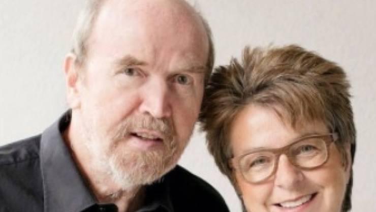 Waren über 30 Jahre ein Paar: Autorin Blanca Imboden und Hans Gotthardt.