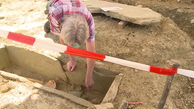 Historischer Fund in Seengen