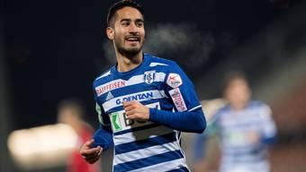 Samuele Campo wechselt per sofort von Lausanne-Sport zum FC Basel.