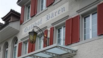 Besitzer Ursula und Fritz Amsler hoffen, dass sich ein Käufer findet, der den Gasthof weiterführt.