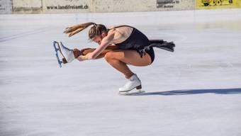 Schaulaufen des Eislaufclub Wohlen