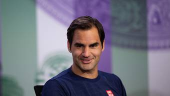 Roger Federer ist auf die ATP-Tour zurückgekehrt und bestritt seine erste Partie seit Wimbledon