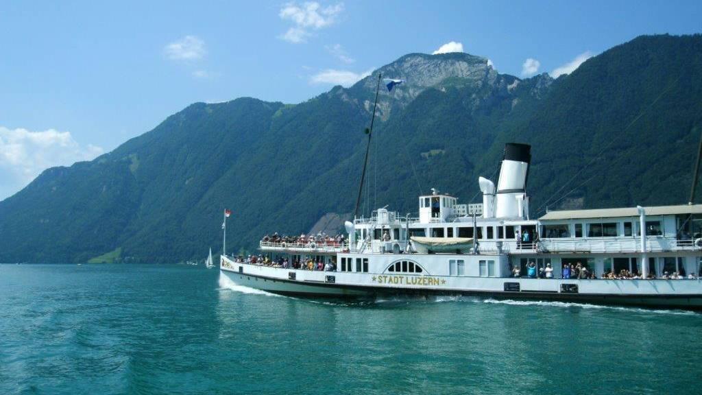 Ferientipp: Historische Dampferfahrt zum Rütli