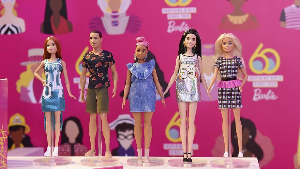 Barbie und Hot Wheels bescheren Mattel starke Zuwächse