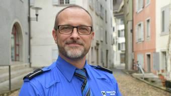 Andreas Lüscher ist Chef der Regionalpolizei Brugg.