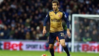 Nicht nur den Ball am Fuss, sondern auch die Zukunft im Kopf: Mathieu Flamini.