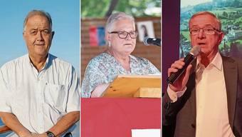Aargauer Pensionierte im Amt des Gemeindeammanns