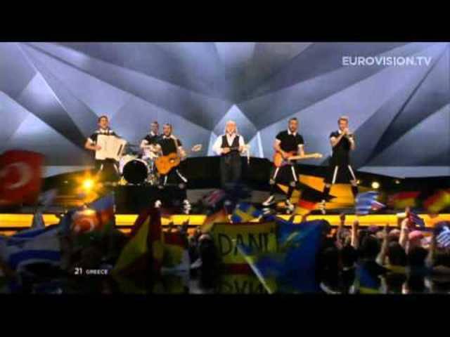 Platz 6 für Griechenland, 2013.