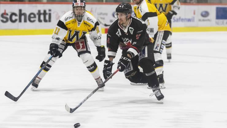 Die Argovia Stars können mit Pascal Wittwer um eine weitere Saison verlängern.