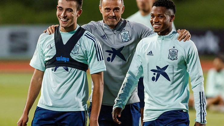 Die neue Regelung der FIFA könnte Einfluss auf das Spiel der SFV-Auswahl in der Nations League gegen Spanien haben