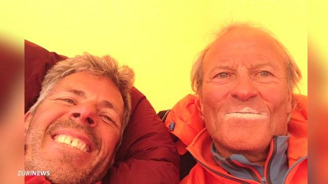 Walliser Bergsteiger überlebt Lawinenunglück in Nepal