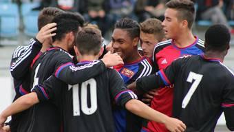 Die FC Basel U21 erzielte zwei Tore in den Schlussminuten.