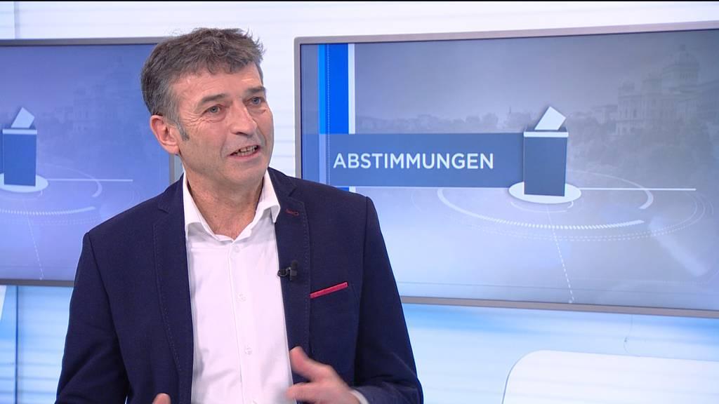 Politologe Andreas Ladner: «Ich bin überrascht, dass die Kriegsgeschäfte-Initiative nicht besser abgeschnitten hat»