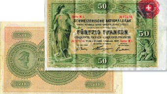 Die 50er-Noten in der Übersicht