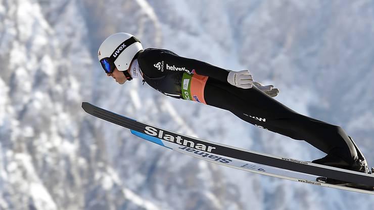 Simon Ammann geht beim Saisonfinale in Planica auf Weitenjagd.