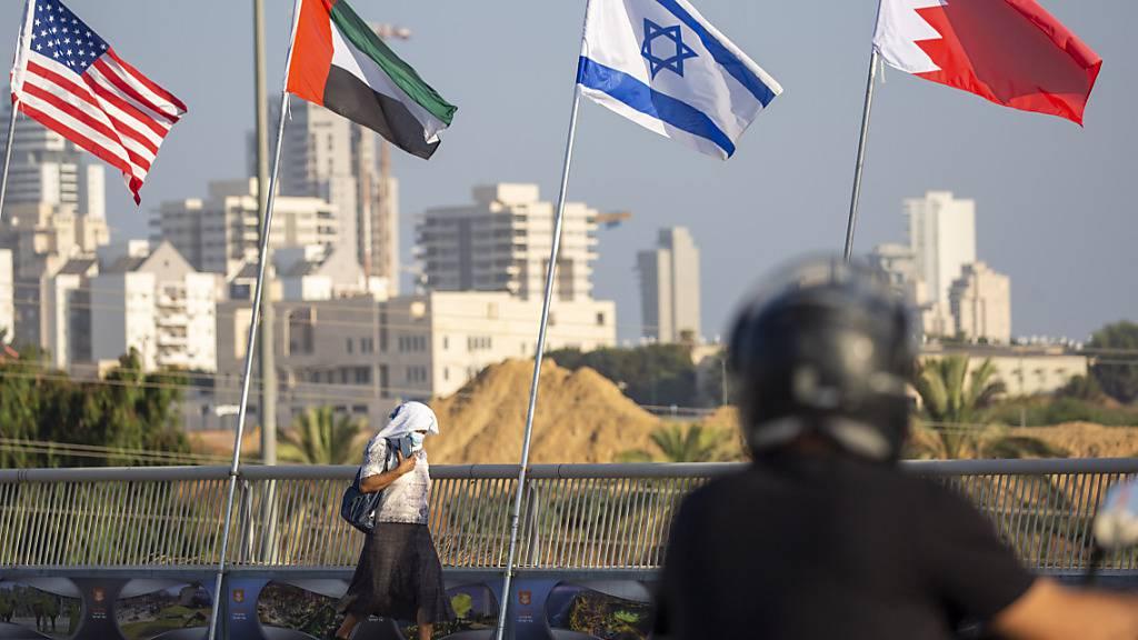 Emirate und Bahrain unterzeichnen Abkommen mit Israel im Weissen Haus