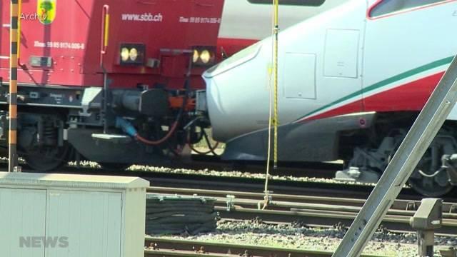 SBB-Gleise noch sicher?