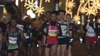 Der Basler Stadtlauf zieht dieses Jahr 9'000 Läuferinnen und Läufer an.