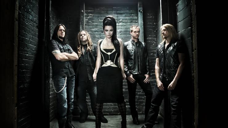 Beim neuen Album waren alle Bandmitglieder von Evanescence in den Songwriting-Prozess involviert.  EMI
