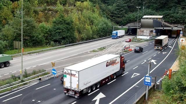Der Belchen-Tunnel soll saniert werden.