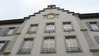 Das Aarauer Rathaus: Bei den Wahlen wird sich zeigen, wer im neuen Jahr das Sagen hat.