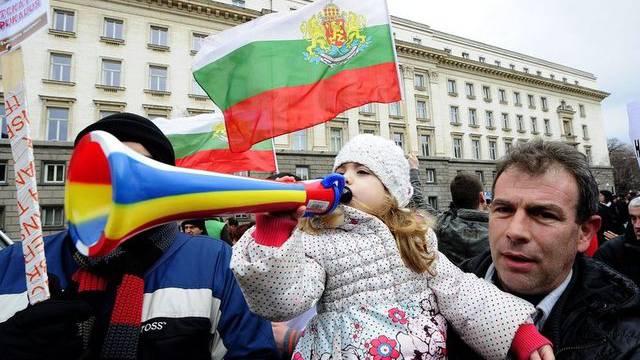 Die Proteste in Bulgarien ebben nicht ab