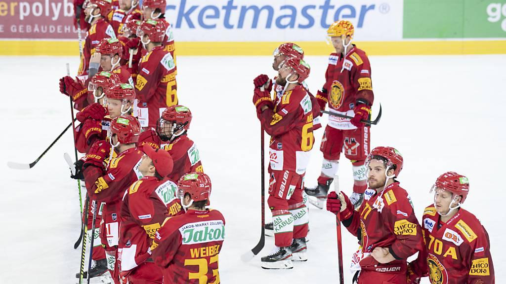 Drei weitere Teams in Quarantäne - zwei Spiele von heute abgesagt
