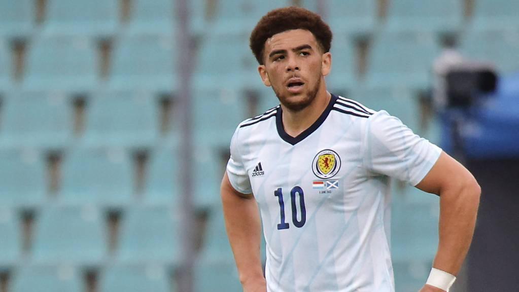 Che Adams will mit Schottland Historisches  schaffen und in die EM-K.o.-Phase. Dazu braucht es aber wohl einen Startsieg gegen Tschechien