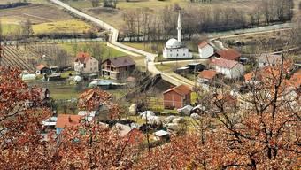 Trügerische Idylle: Die Arbeitslosigkeit in der Gegend rund um die nordkosovarische Gemeinde Zubin Potok beträgt 80 Prozent.
