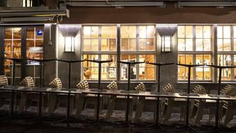 Die Gastronomie verzeichnet wegen der Coronakrise immer noch grosse Umsatzeinbussen.