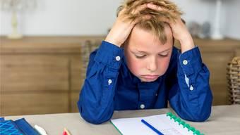 Manche Aufgaben des PISA-Test können einen ganz schön ins Schwitzen bringen. Stellen Sie sich den kniffligen Fragen in unserem Quiz! (Archivbild)