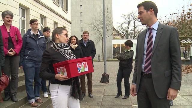 Grosser Rat debattiert über die Sparpläne für den Kanton Aargau