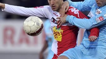 Dragan Mrdja für Sion im Angriff