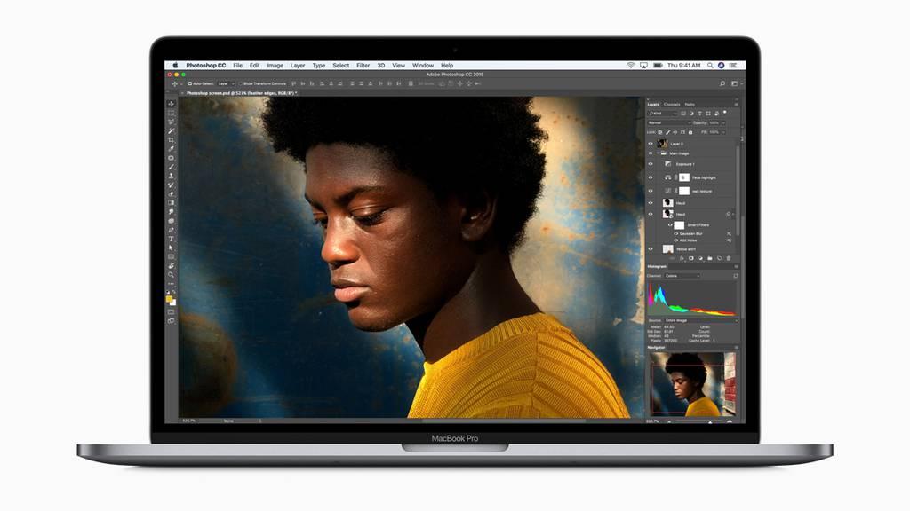 Vernetzt: Mehr Leistung für das Macbook Pro