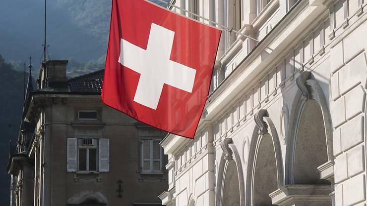 Das Bundesstrafgericht in Bellinzona hat zwei Anklagen zu IS-Fällen an die Bundesanwaltschaft zurückgewiesen. (Archivbild)