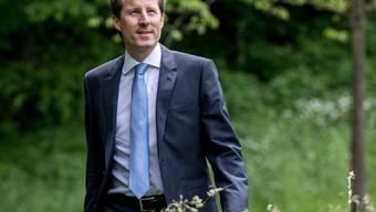TSVP-Fraktionschef Thomas Aeschi.