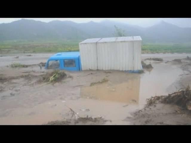 Hochwasser in Nordkorea fordert 60 Todesopfer