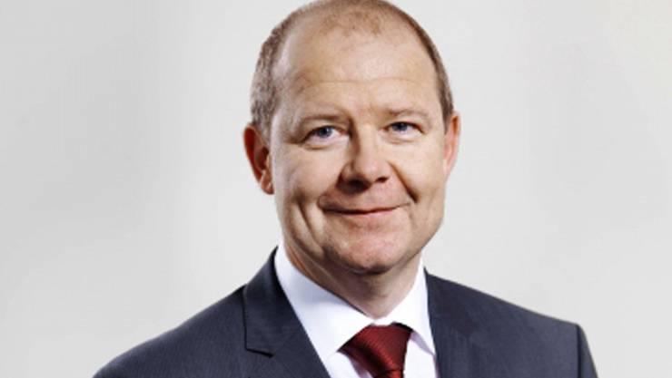 Valentin Vogt, Präsident des Schweizerischen Arbeitgeberverbandes