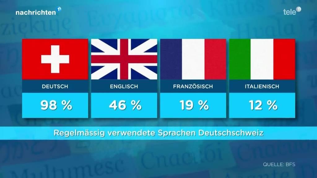Neue Sprachstatistik des Bundes