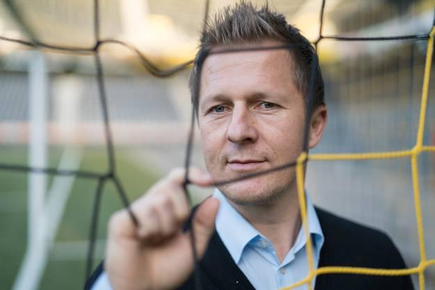 «Er ist unser Fahnenträger», sagt YB-Präsident Hanspeter Kienberger über Christoph Spycher.