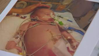 Wie eine Stammzellentherapie Yaris Leben gerettet hat.